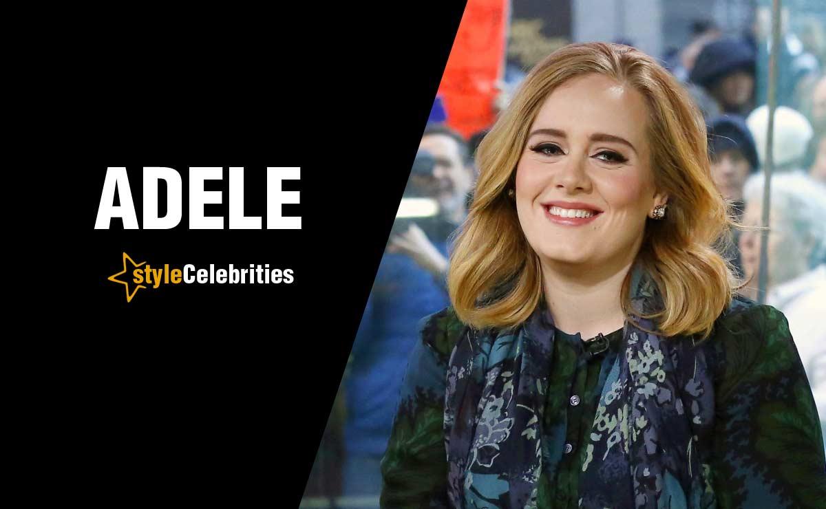 Qué perfume usa Adele
