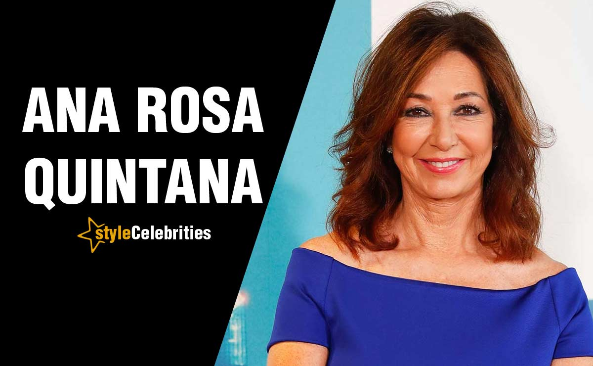 Qué perfume usa Ana Rosa Quintana