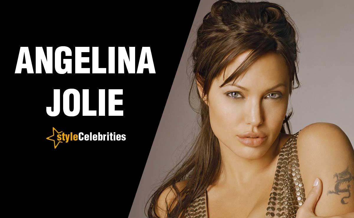 Qué perfume usa Angelina Jolie