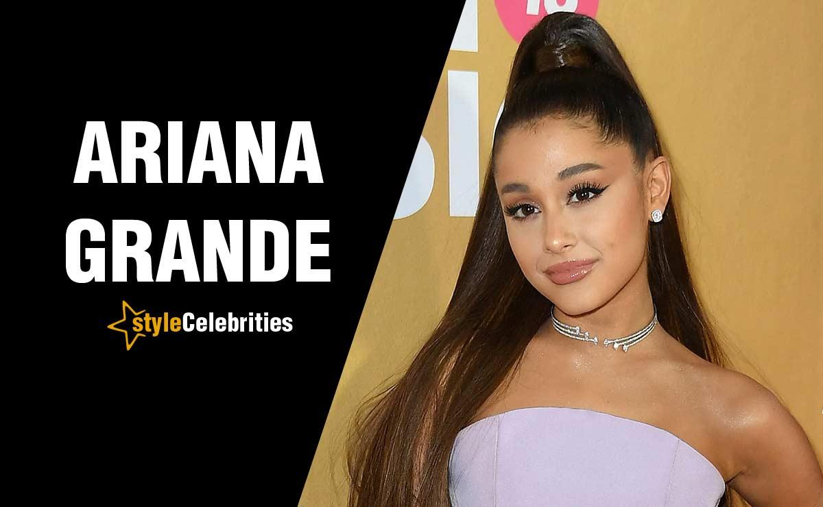 Qué perfume usa Ariana Grande