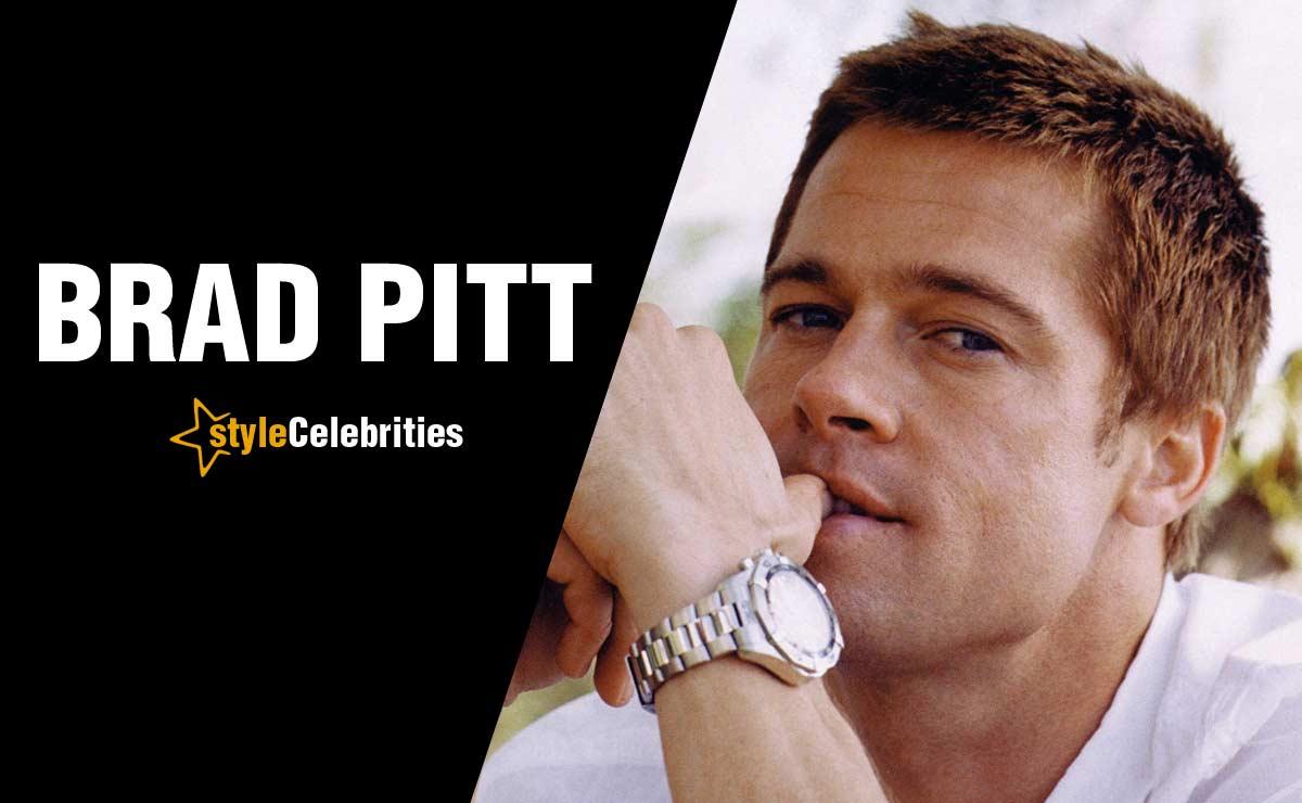 Qué perfume usa Brad Pitt