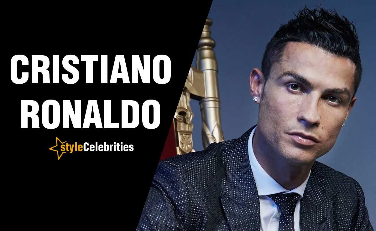 Qué perfume usa Cristiano Ronaldo