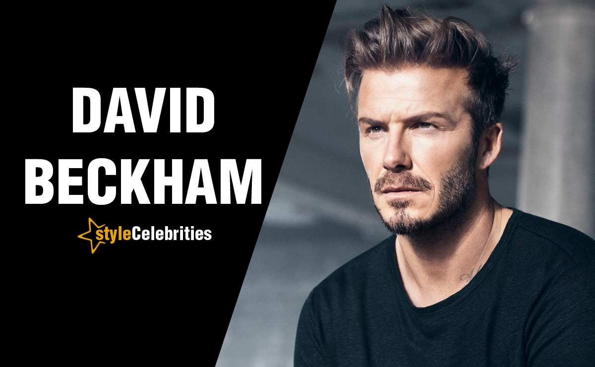 Qué perfume usa David Beckham