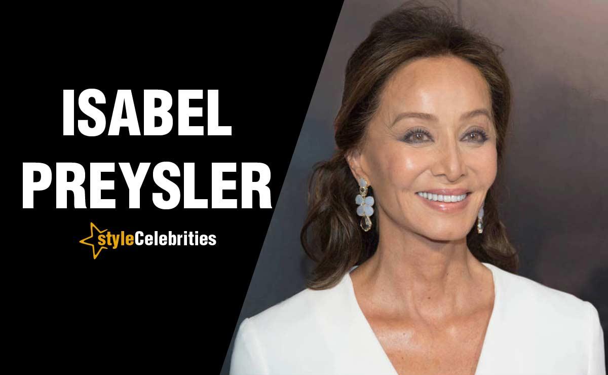 Qué perfume usa Isabel Preysler