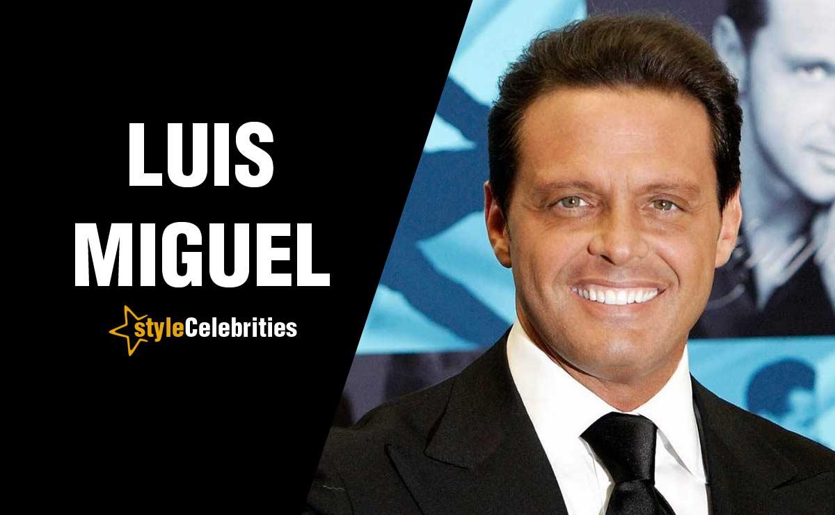 Qué perfume usa Luis Miguel