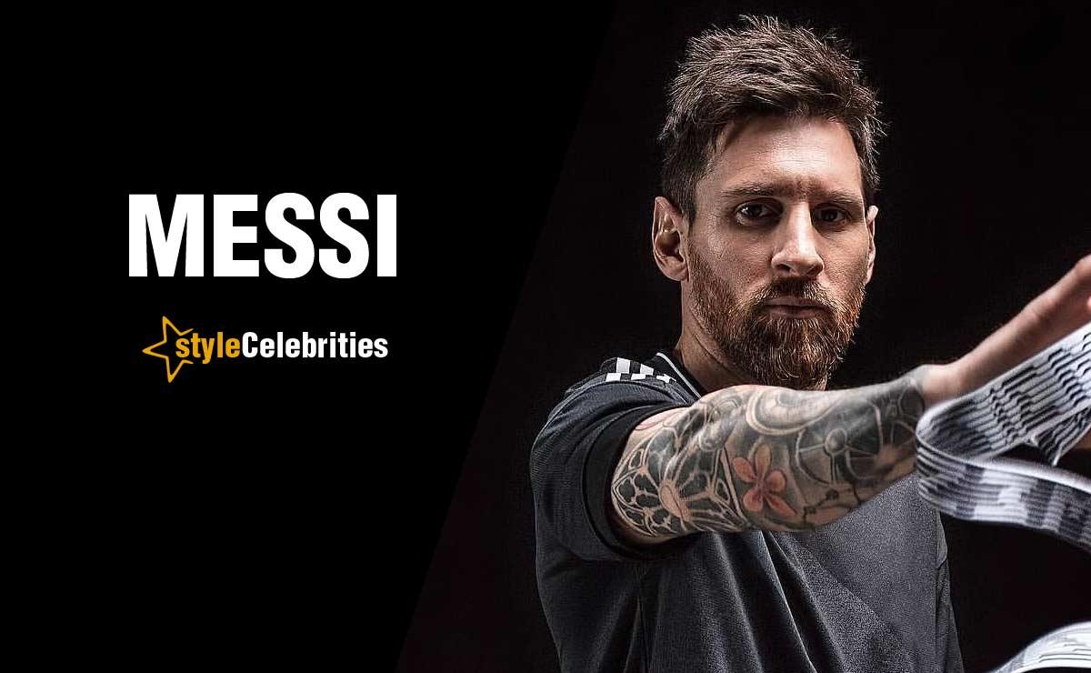 Qué perfume usa Messi